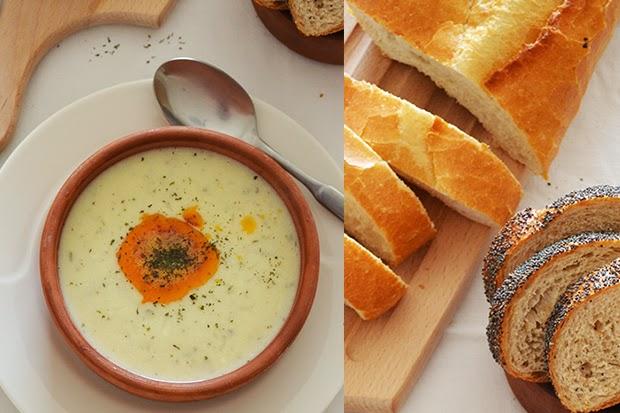 Yummy Turkish Yogurt Soup - Comfort food