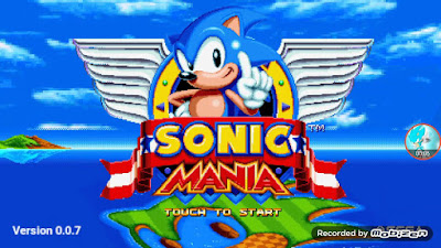 Sonic Mania APK + OBB for Android Free Download
