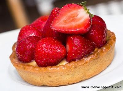 Recette de tartelettes aux fraises | Strawberry tartlets recipe