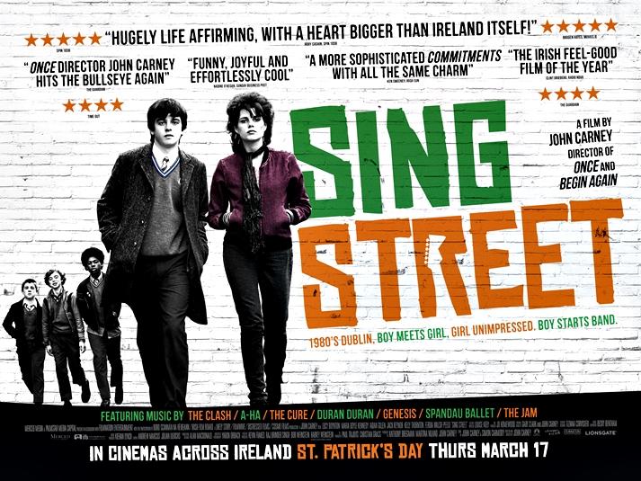Póster: Sing Street