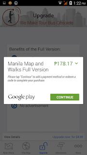 GPSMyCity app review
