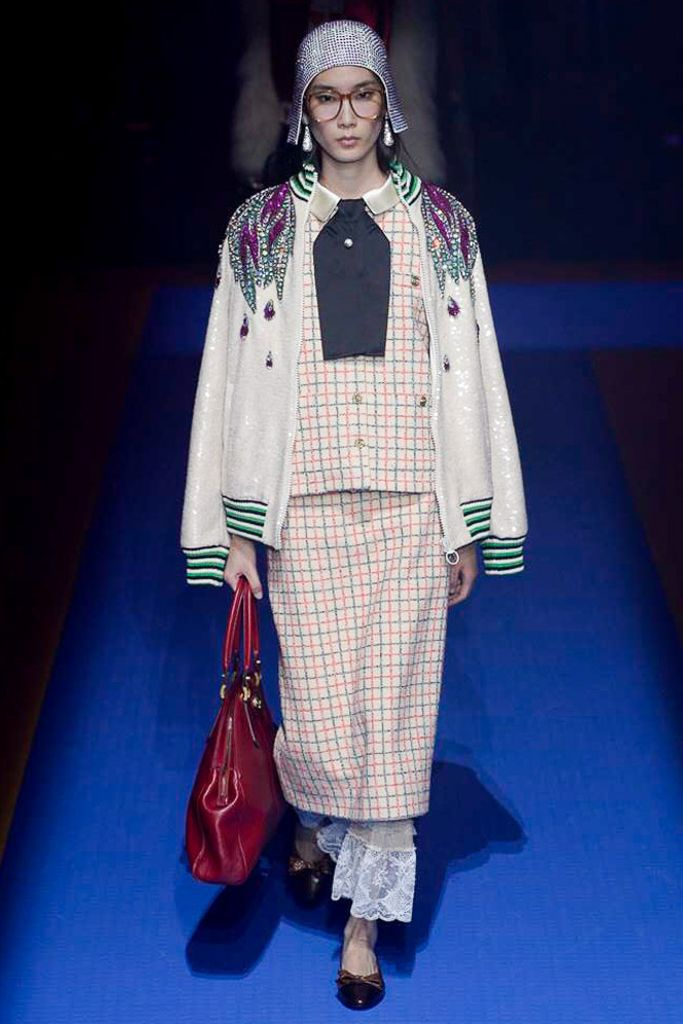 Gucci - Runway - Milan Fashion Week Spring/Summer 2018