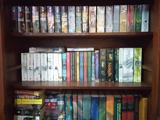 Fantasy Bookshelf
