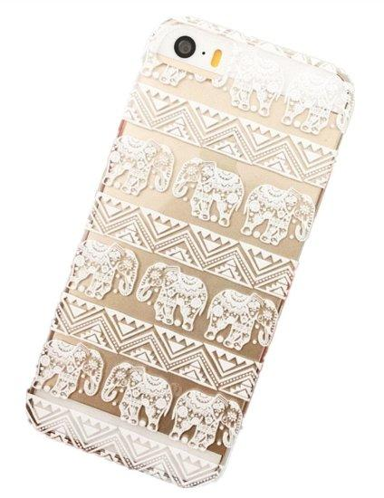 iphone 5s cases for girls, Best Iphone 5 5s 5c case for teen girls - Henna Elephant