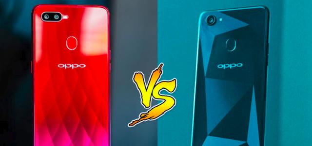 itulah yang kerap terdengar apabila ada iklan ponsel dari perbisnisan yang berasal dari Chin Perbandingan Oppo F7 vs Oppo F9, Ketahuilah Mana yang Harus anda Pilih