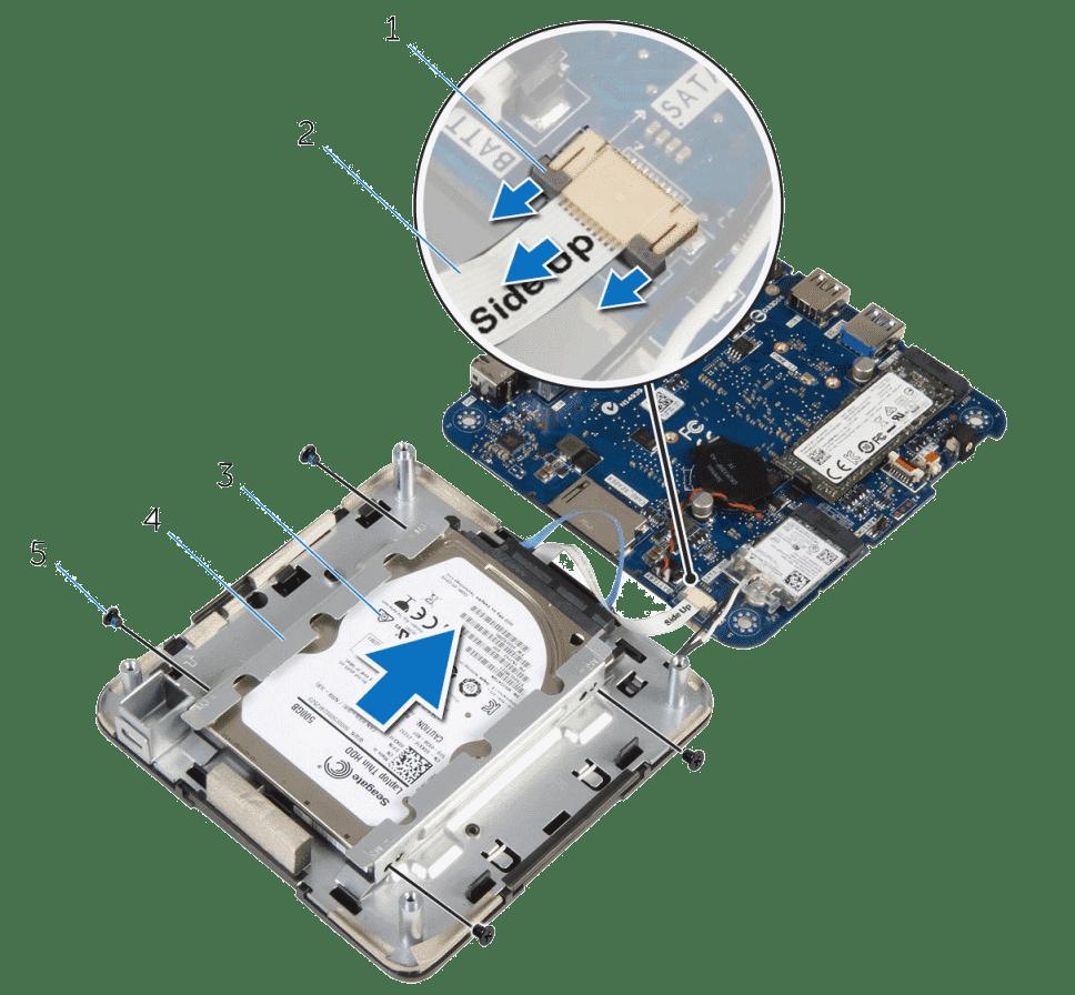 atxgeek: Dell Inspiron 3050 Micro Teardown #HTPCGeek