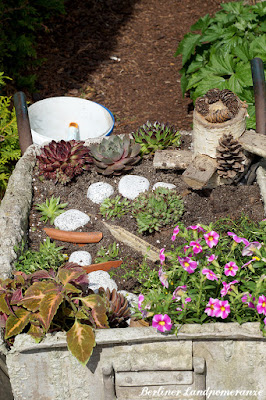 Fairy Garden basteln
