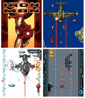 Iron Man 1 APK (Java Android Game)