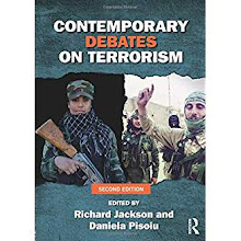 Contemporary Debates on Terrorism, eds., Richard Jackson and Daniela Pisoiu (Routledge, 2018)