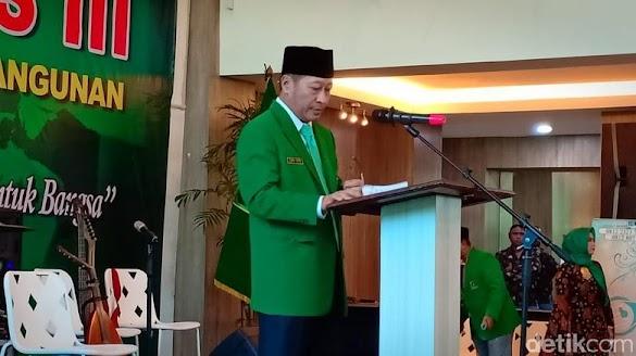 PPP Muktamar Jakarta ke Kubu Rommy: Air Susu Dibalas Air Tuba