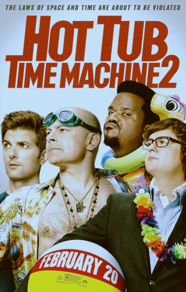 Sinopsis Film Hot Tub Time Machine 2 (Chevy Chase, Gillian Jacobs, Adam Scott)