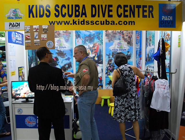 Malaysia Kids Scuba
