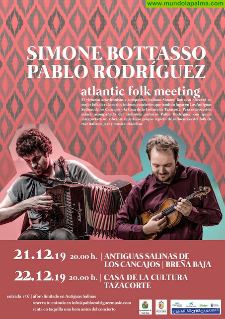 "SALINAS: ""Atlantic Folk Meeting"""