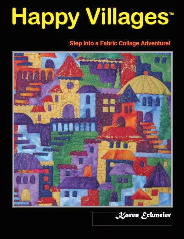 Happy Villages book