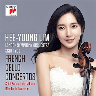 French Cello Concerto - Hee-Young Lim - Sony