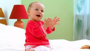 mainan bayi tepuk tangan