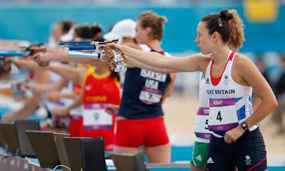 PyeongChang Olympics 2018 Modern Pentathlon Schedule