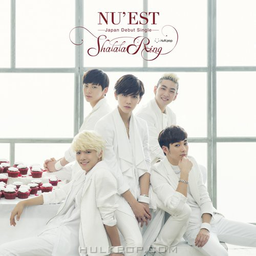 NU'EST – Shalala Ring – EP (ITUNES PLUS AAC M4A)