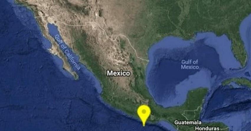 FUERTE SISMO EN MÉXICO de magnitud 4.8 (Hoy Lunes 2 Julio 2018) Temblor Epicentro Río Grande - Oaxaca- SSN - www.ssn.unam.mx