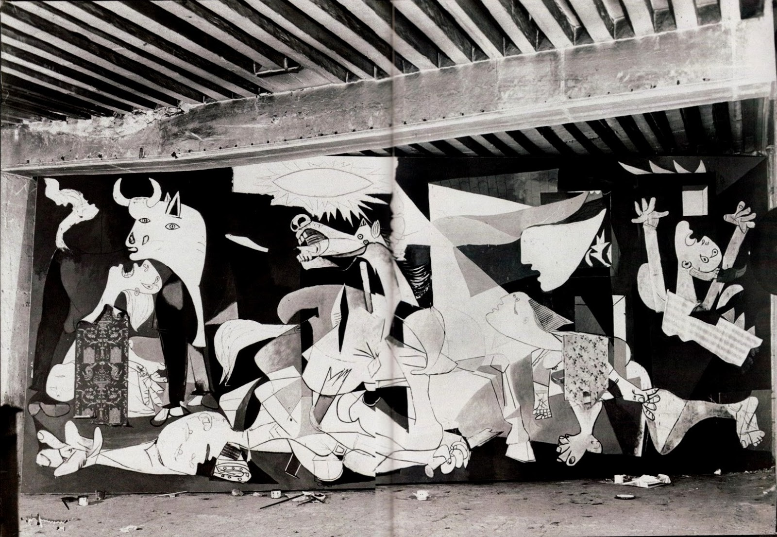 """The Light Bulb Is the Sun: The Metamorphosis of """"Guernica ..."""
