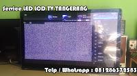 reparasi sharp tv lcd led tangerang