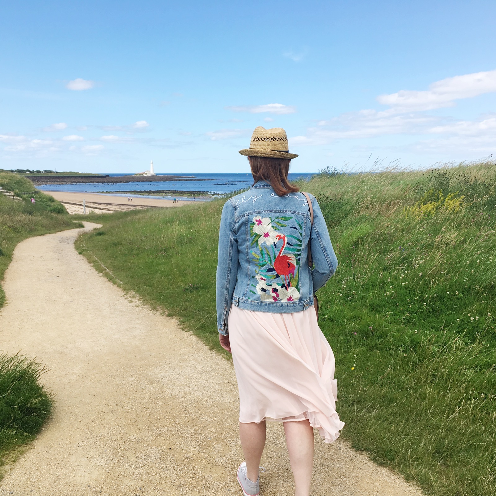 Primark: Bagging a Bargain - Flamingo Jacket
