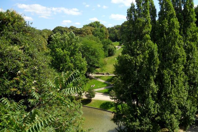 mooiste parken van parijs, parijs groen