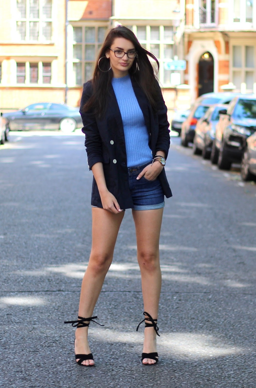 london fashion blogger summer style
