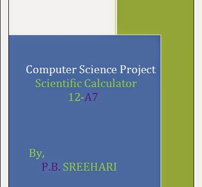 Hari 27: Scientific Calculator C++ Project With Documentation