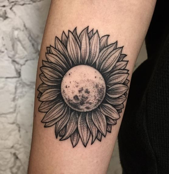 Awesome Sunflower Tattoos Ideas For Women