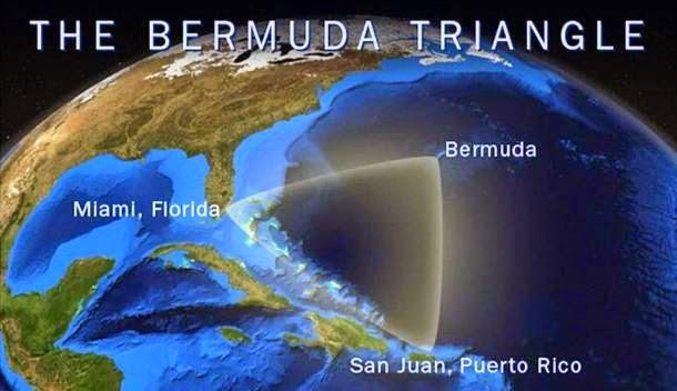 Bermudski trokut slike