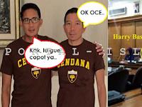 Copot Kakaknya dari Jabatan Ketua OK OCE, Ini Bedanya Sandi dengan Ahok