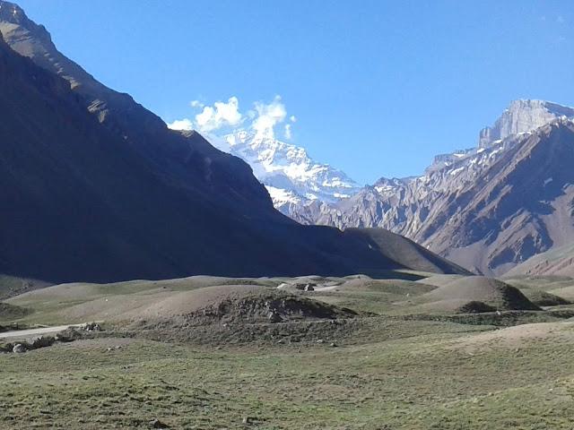 www.viajaportodoelmundo.com Mendoza cordillera de los Andes