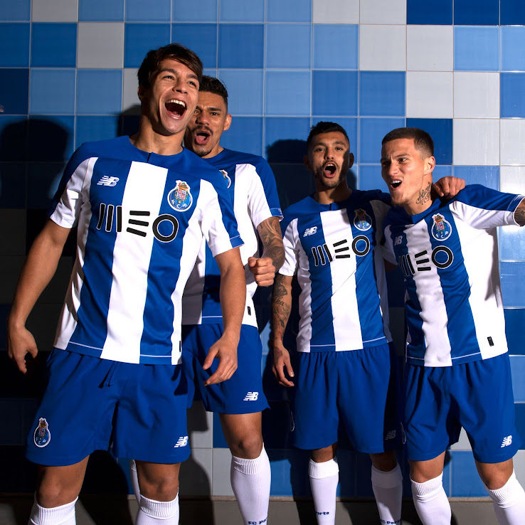 f9edb179be0bb Today's unveiling celebrates the Dragon's Together' campaign, which  connects FC Porto fans around the world with the Portuguese giants