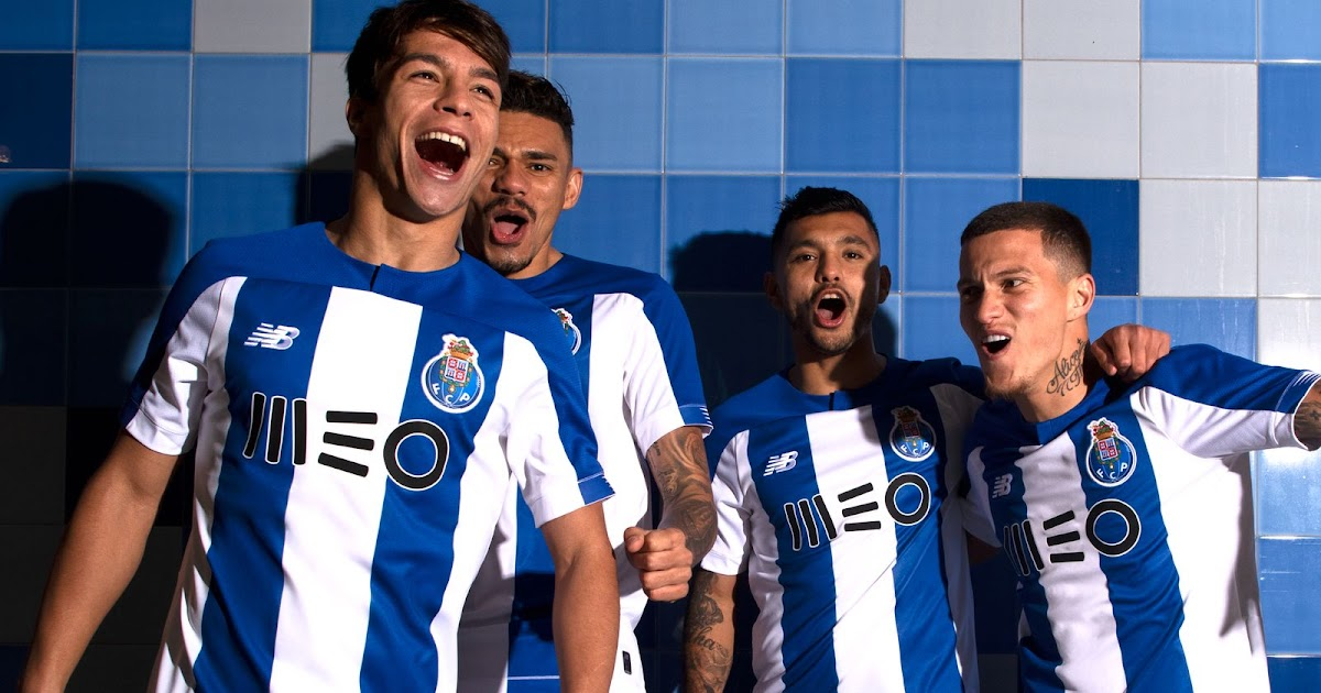 Porto 19-20 Home Kit Revealed