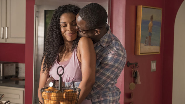 Beth y Randall en 'This Is us'