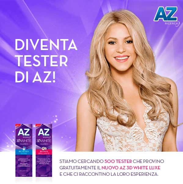 AZ 3D White Luxe