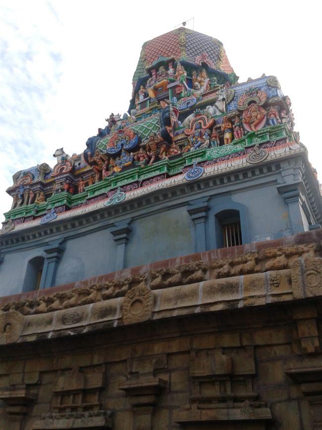 Sri Kalyana Sundareswarar Temple Vimanam