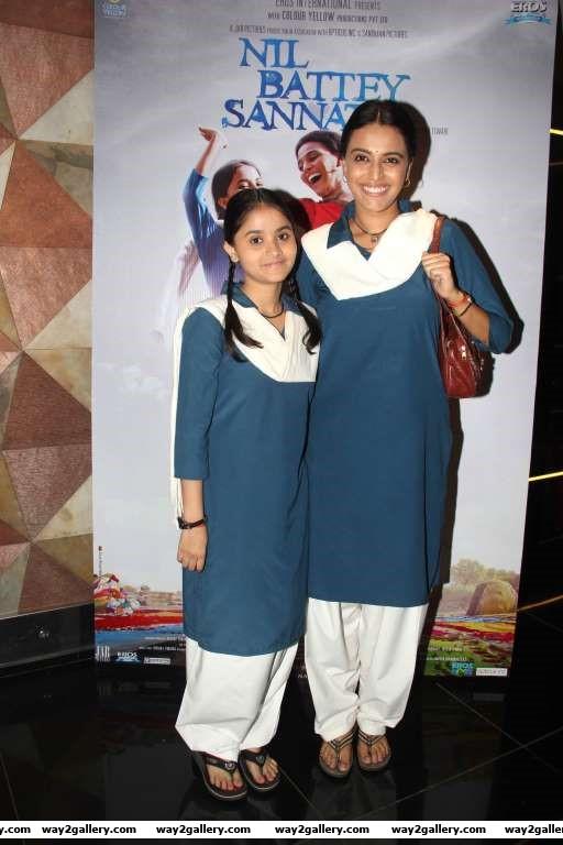 Ria Shukla and Swara Bhaskar unveiled the trailer of their upcoming film Nil Battey Sannata