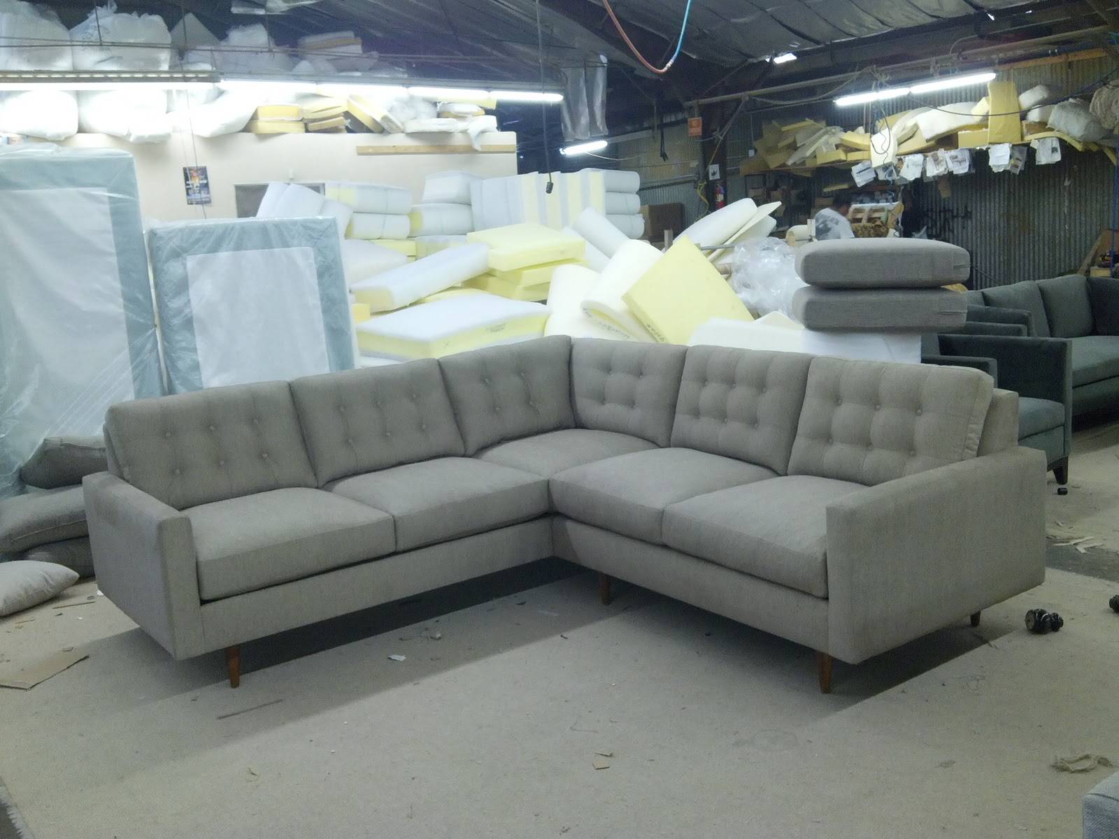 The SofaWorks Custom Sofas Oh My November 2012