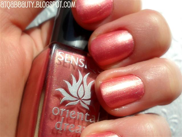 Paznokcie :: Sensique, Oriental Dream, 262 Indian Rose