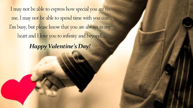 alentine wishes for boyfriend