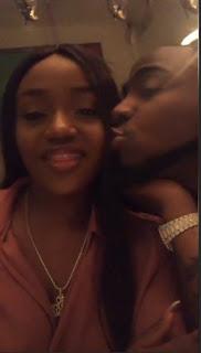Davido kiss Chioma