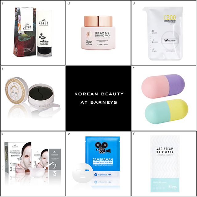 Korean beauty, KBeauty, KBeauty Popup, Peach & Lily, Peach & Lily Barneys