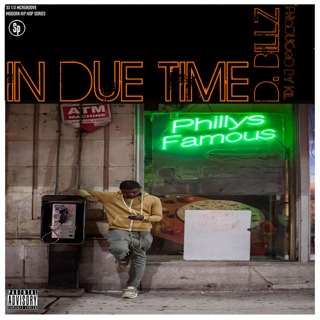Buy The Album When I Drop It: In Due Time - D. Billz (Produced by Kil)