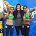 Meninas do MS ficam com a prata e se garantem na fase final do Brasileiro Sub-19 de vôlei de praia