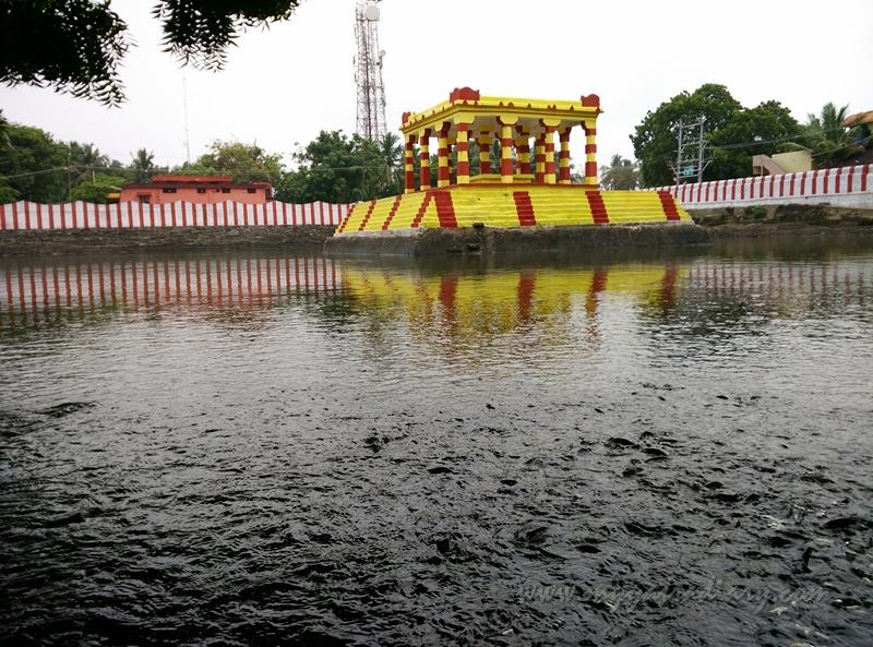 Rama Pond, Rama Teertham, Rameshwaram