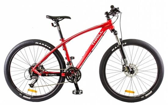 Review Dan Harga Sepeda Gunung Thrill Ravage 60