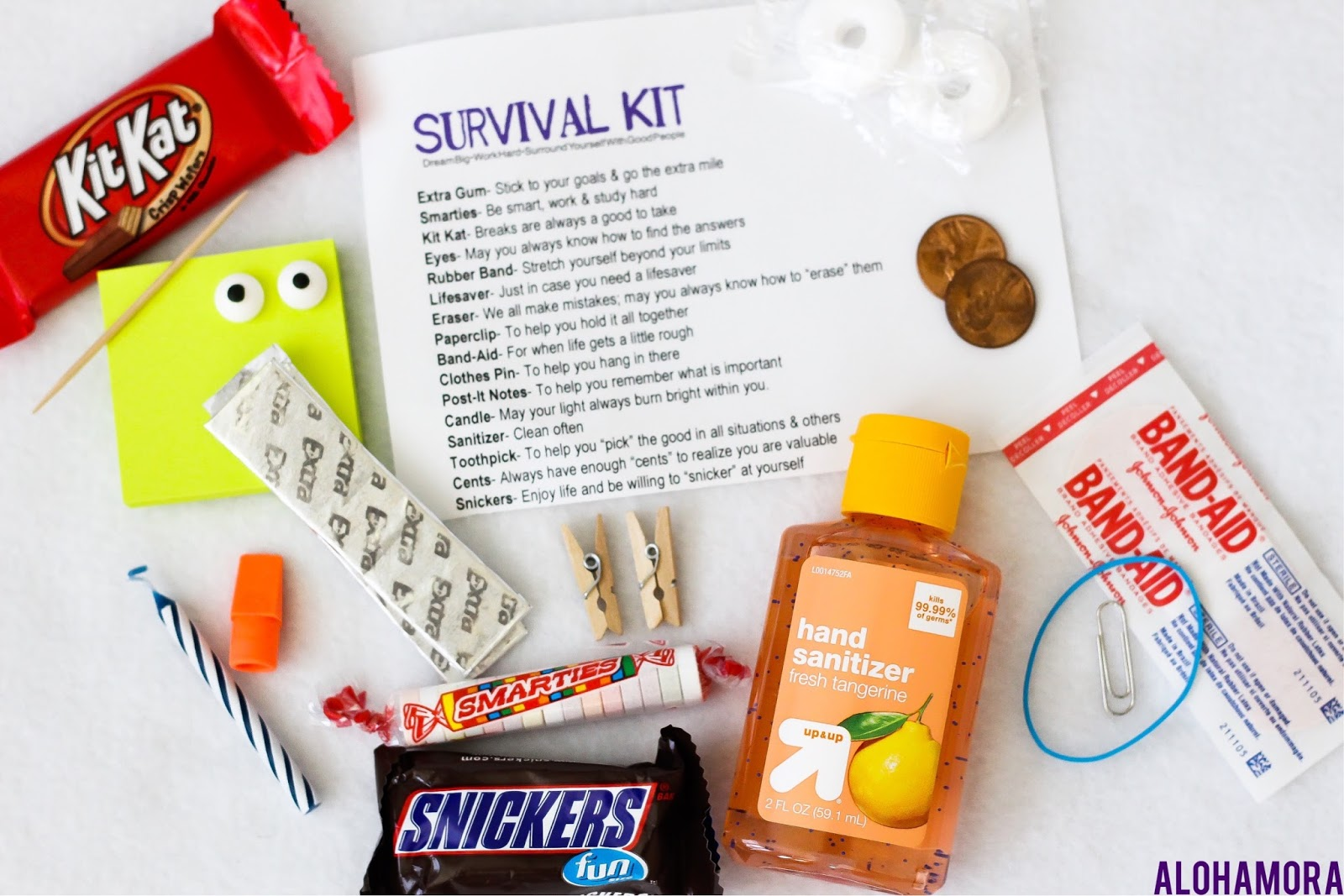 Alohamora open a book high school graduate diy survival kit diy in college i learned i could get by on 30 a month for groceries in college i learned i could work more study more and have more fun with friends than i solutioingenieria Image collections