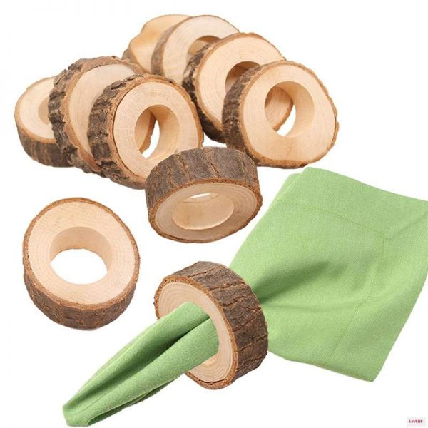 DIY Napkin Ring Ideas